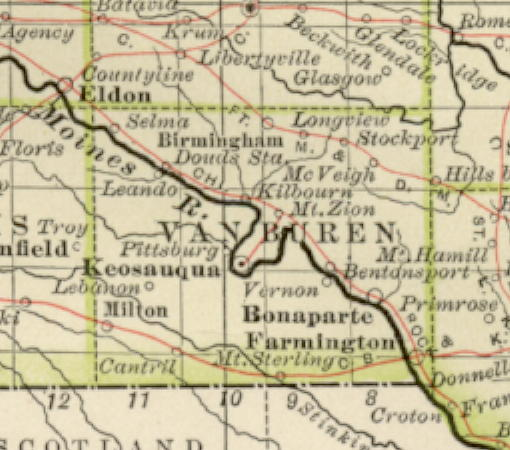 van buren county dating Van buren county is located on the beautiful rolling hills of the cumberland plateau the county was established on january 24, 1840 and was named for the eighth president of the united states, martin van buren.